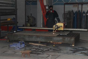 Steel Plate Cutting