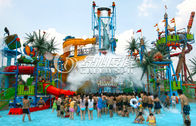 Giant Outdoor Huge Water House Slide Water Park for hotel or Amusement Park Equipment