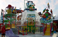 China Custom Funny Outside Water Sprayground for Family Entertainment Amusement Park Equipment distributor