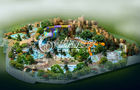 China Indoor Children and Adults Water Park project Conceptual Design for Holiday Resort factory