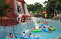 China Design Wave Outdoor Water Park Lazy River for Holiday Resort and Amusement Park factory