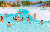 Outside Holiday Resort Surf Wave Pool Artificial Tsunami For Kids / Adults