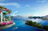 China Aqua Park swimming pools design and construction for Adults and Children Water Sports game factory