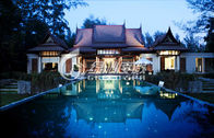 China Personalized Household Swimming Pools Design , Outdoor Beautiful Swimming Pools company