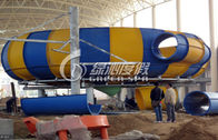 China Kids and Adult Water Park Construction with Super Bowl Water Slide for Summer Entertainment factory