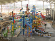 China Large Water House Water Park Project Construction with Amusement Park Equipment factory